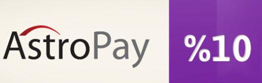 Mroyun Para Yatırma Bonusları %10 Astropay ve Paykasa